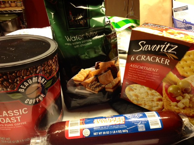 Shopping At Aldi For Your Holiday Parties - Moments With Mandi