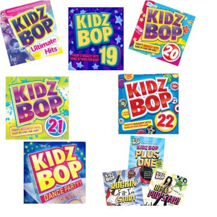 Kidz Bop Music