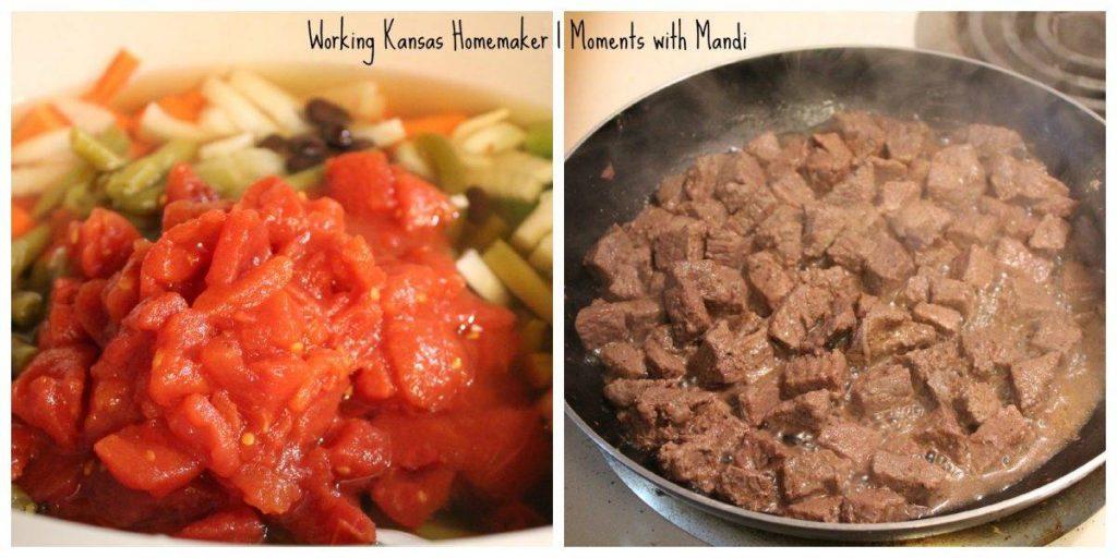 Grammy's Beef Stew