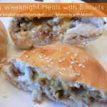 Easy Weeknight Meals with Biscuits
