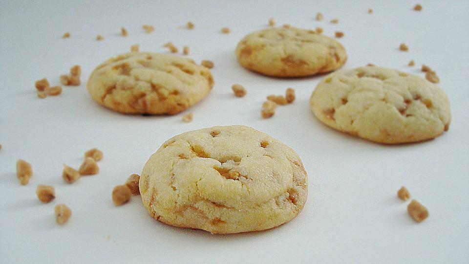 toffee sugar cookie recipe