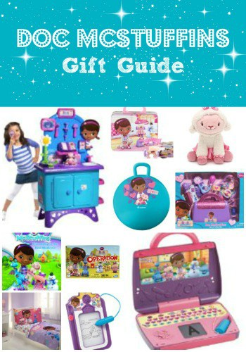 Doc McStuffins Holiday Toy Gift Guide