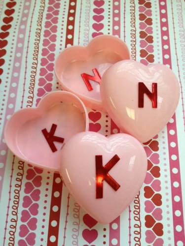 Sound Matching Valentine Hearts Activity