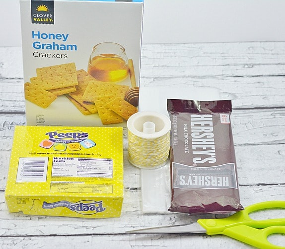 Easter PEEPS S'mores gifts