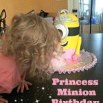 Princess Minion Birthday