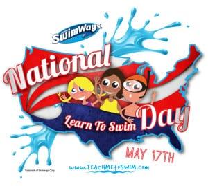 Celebrate National Learn to Swim Day with #SwimWays!
