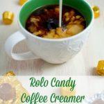 Rolo Candy Coffee Creamer