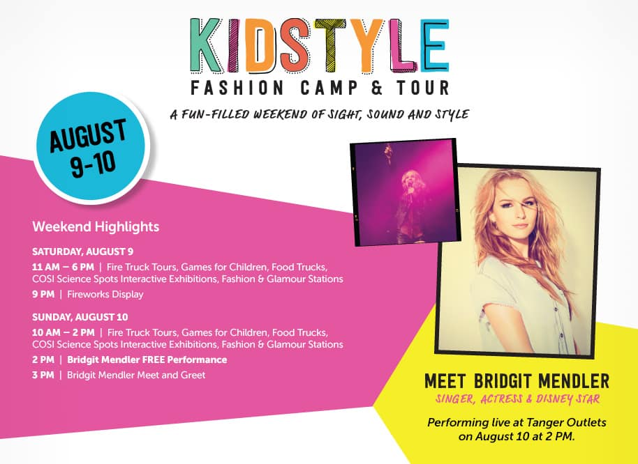 KidStyle Camp and Tour Jeffersonville Ohio