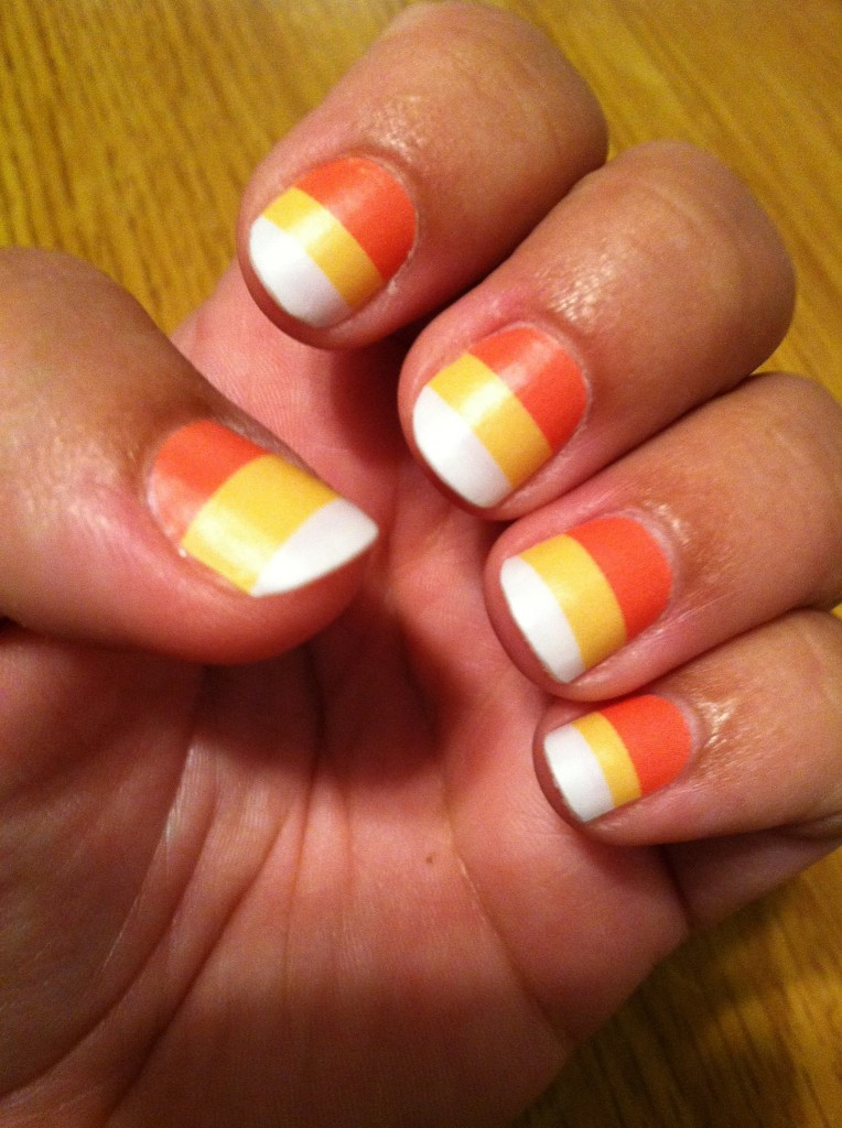 Halloween Nail Designs With Jamberry Nails - Moments With ...