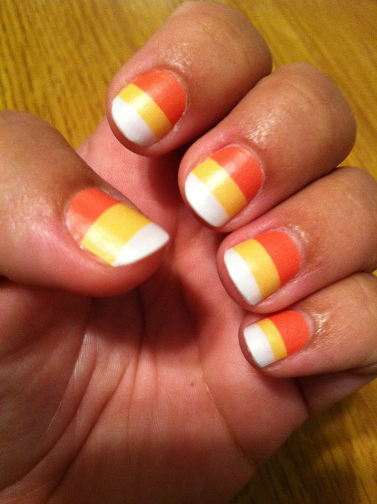 Halloween Nail Designs With Jamberry Nails Moments With Mandi