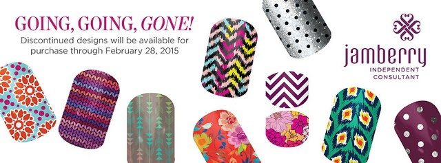Request a FREE sample of Jamberry Nails