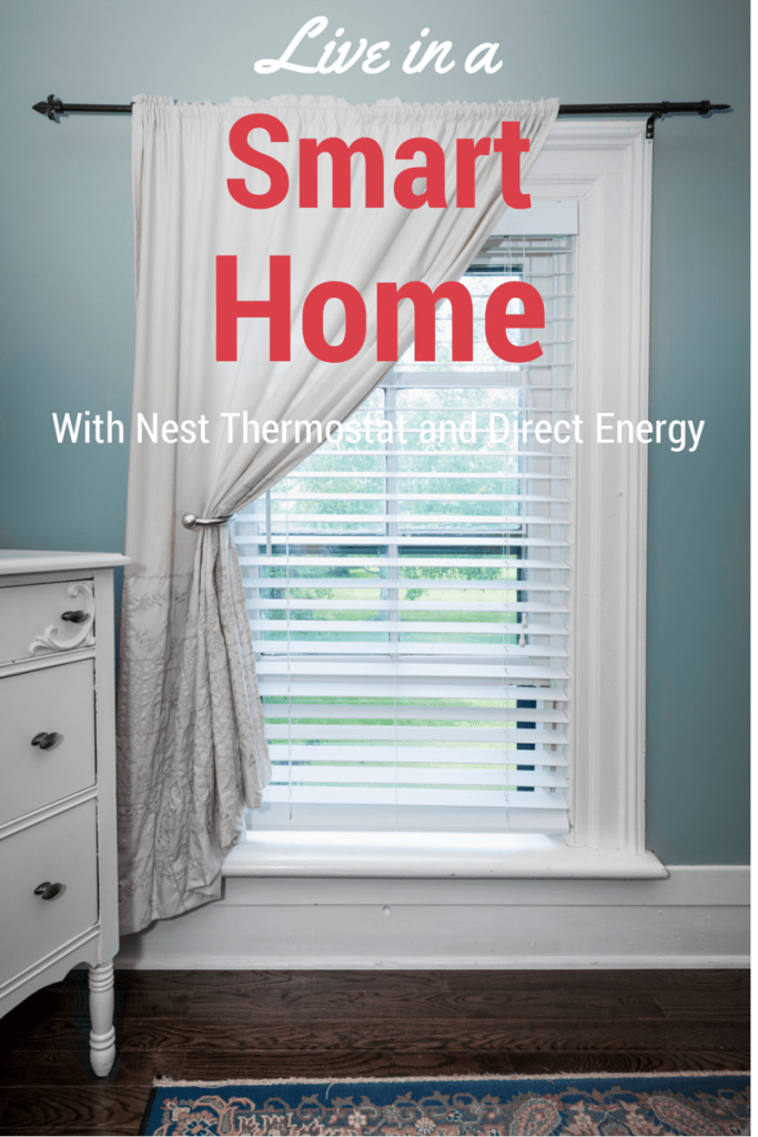 Live in a Smart Home with the Nest Thermostat and Direct Energy