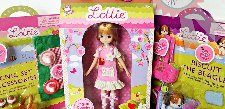Lottie Dolls: Be Bold, Be Brave, Be You! + Giveaway