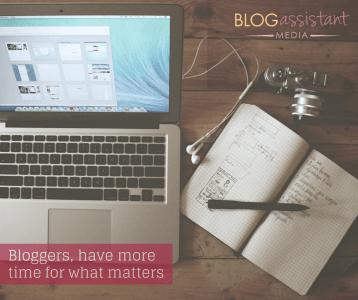 Blog Assistant Media ad 250