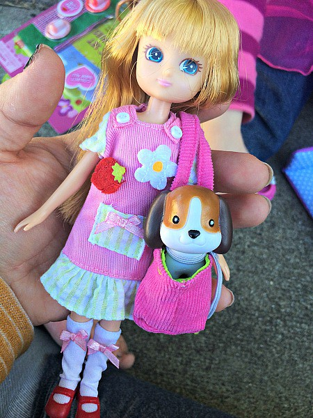 Lottie Doll with Biscuit the Beagle