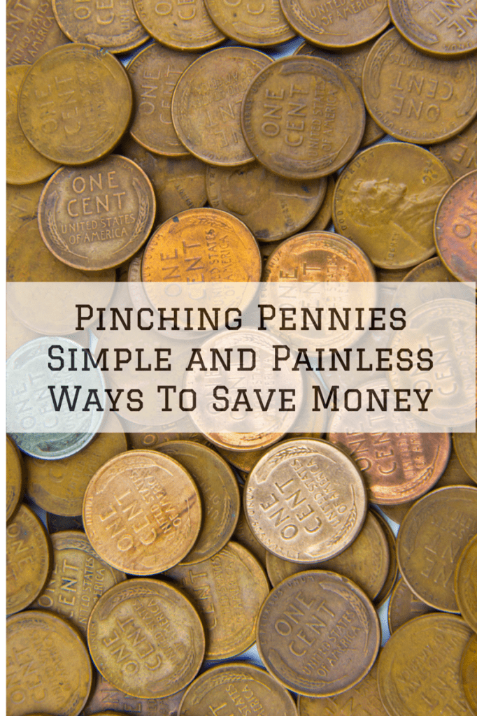 Pinching Pennies Simple and Painless Ways to Save Money