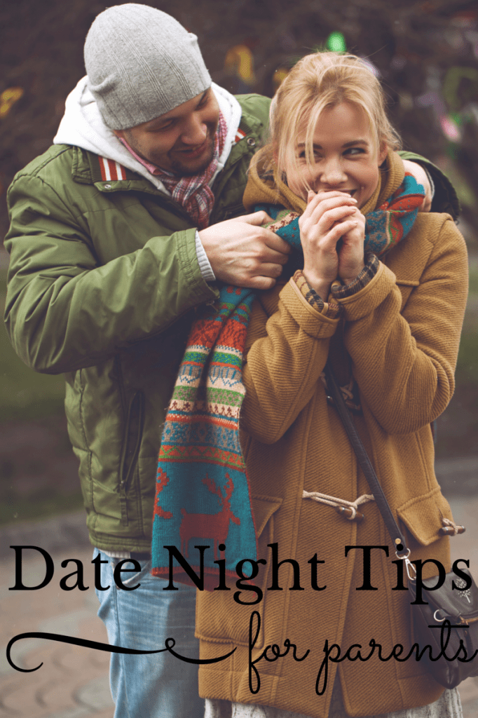 Date Night Tips for Parents