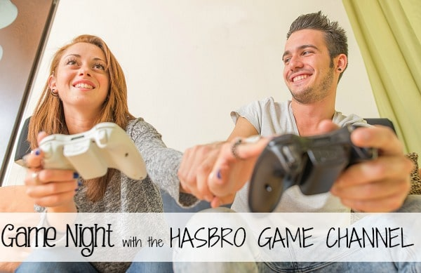 Game Night Hasbro Game Channel