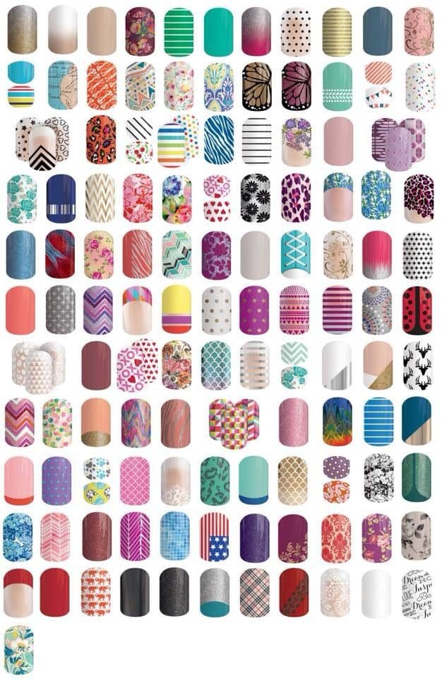 The Spring/Summer 2015 Jamberry Nails Catalog Has Arrived! - Moments ...