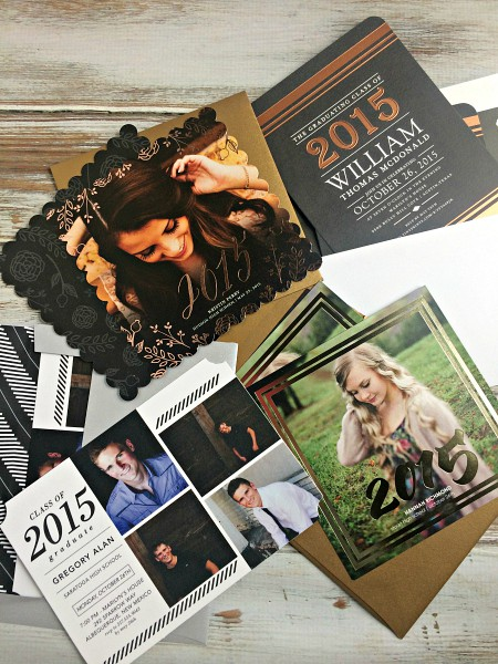 TinyPrints Graduation Announcements