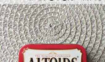 10 Uses for Altoid Tins