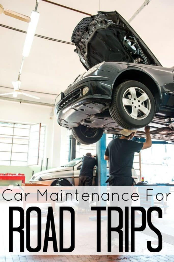Car Maintenance For Road Trips
