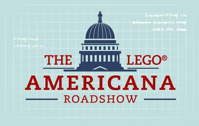 LEGO Americana Roadshow in Cincinnati 2015