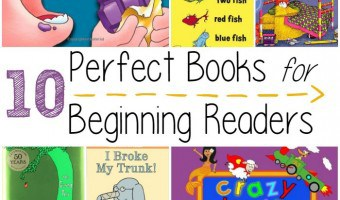 10 Perfect Books for Beginning Readers