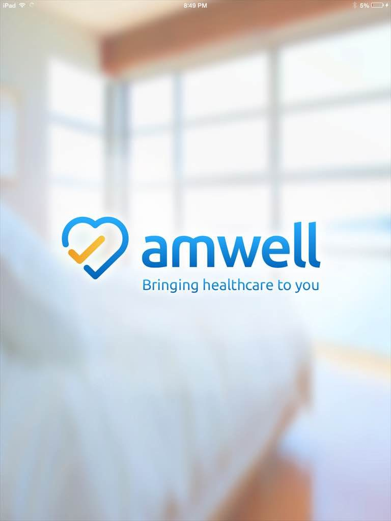 Staying Healthy with Amwell