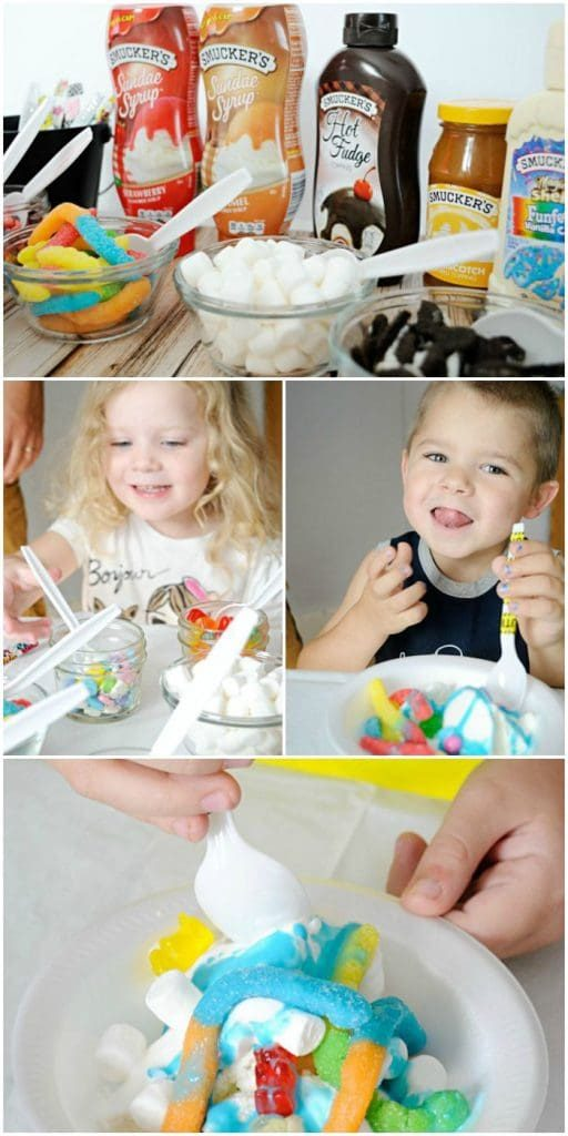 Smucker's® Ice Cream Toppings Sundae Party