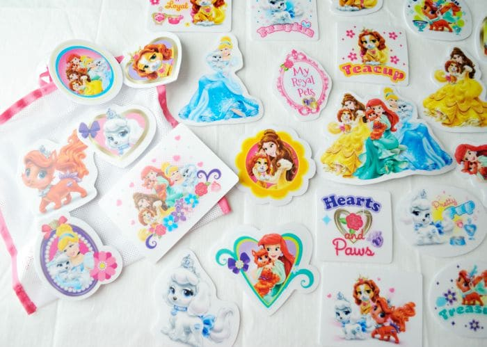 Disney Princess Palace Pets Bath Time 26-piece set from Avon