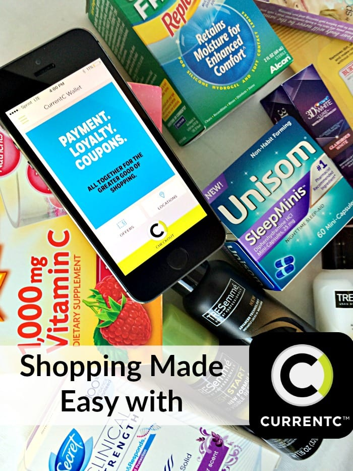 Shopping Made Easy with the CurrentC app