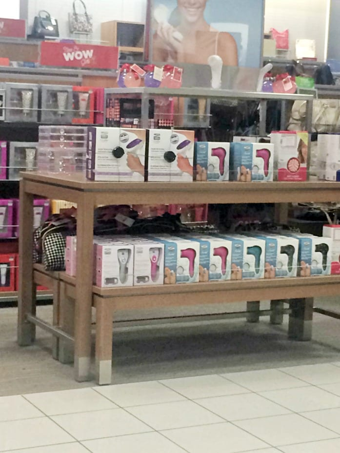 Flash&Go can be found at Kohl's