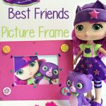 Little Charmers Best Friends DIY Picture Frame Craft for Girls