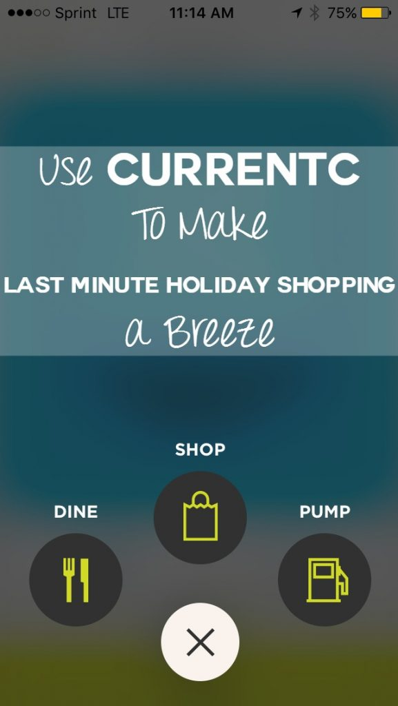Use CurrentC to make Last Minute Holiday Shopping a Breeze