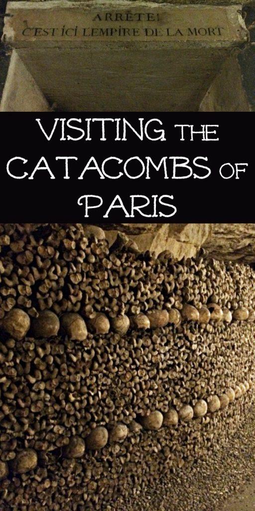 Paris Catacombs Virtual Tour