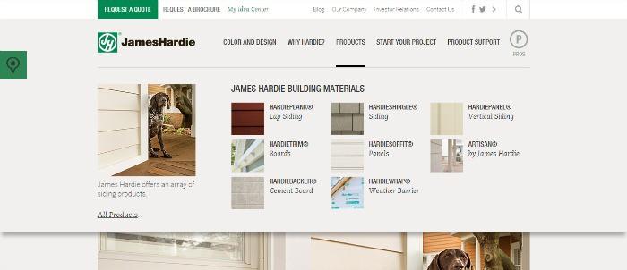 James Hardie   Products   Residential Siding from James Hardie