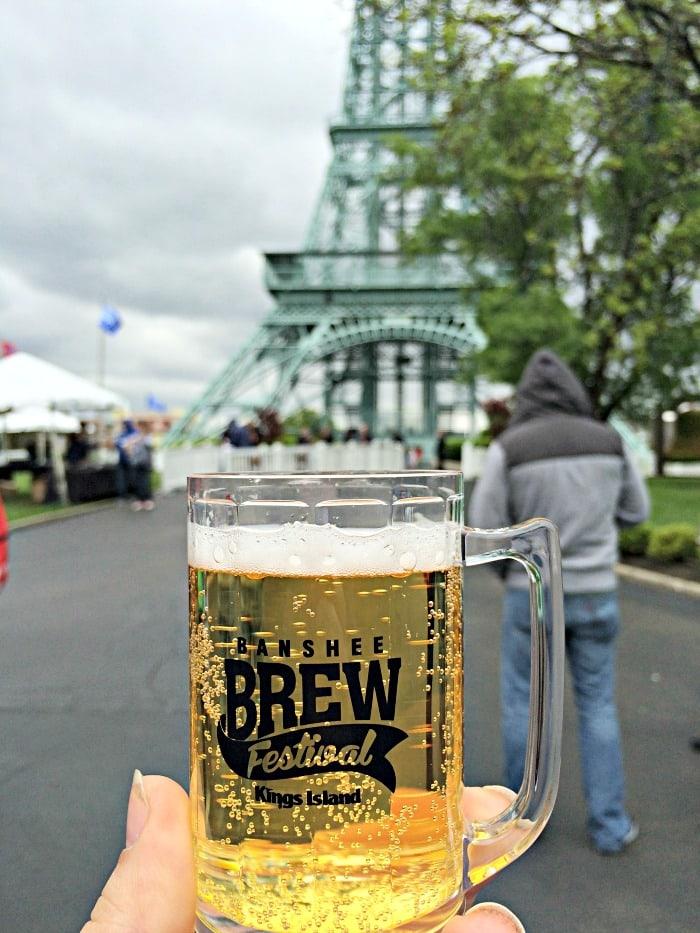 Kings Island Banshee Brew Festival 2016