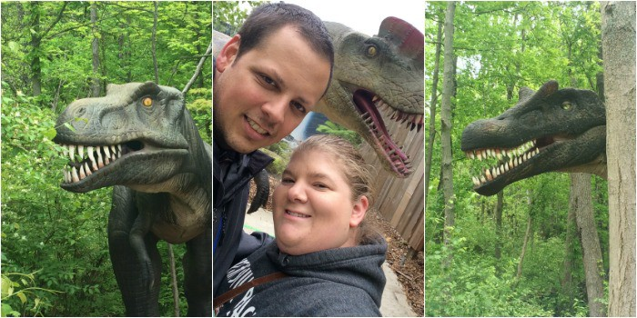 Kings Island Dinosaurs Alive